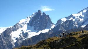 Chalet le GrillRandonnée au Plateau d'Emparis - Face nord de la Meije