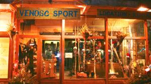 Chalet le GrillVenosc Sport - dépot du matériel de ski sur la station